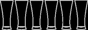 Cider Bite Flight of Six